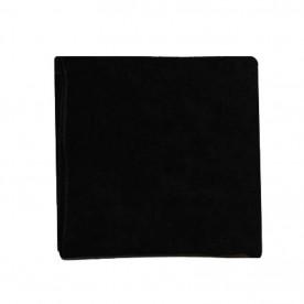 Lavette Microfibre Noire - Lot de 5