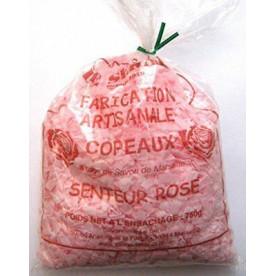 Copeaux savon de Marseille senteur rose