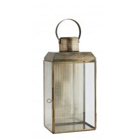 Lanterne cuivrée madame Stoltz