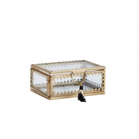 Boîte à bijoux Madam Stoltz petit modèle