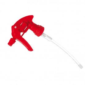 Tête de vaporisateur rouge