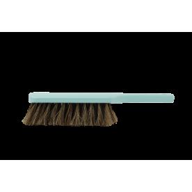 Balayette en crin colori bleu
