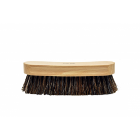 Brosse à reluire en bois