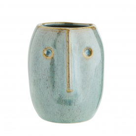 Mini cache pot vert Madam Stoltz