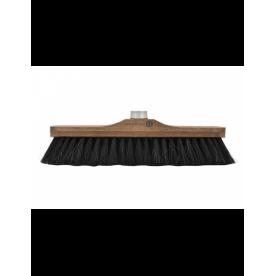 Balai Extérieur crin noir – 33 cm - sans manche