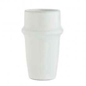 Mug beldi blanc en grès - Madam Stoltz