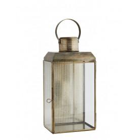 Lanterne cuivrée petit format Madam Stoltz