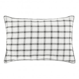 Taie Highlands Off White rectangle 50 x 70 Le Monde Sauvage